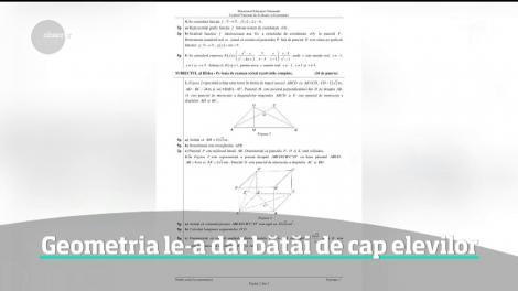 Un elev a primit nota la Evaluarea Națională, proba la Matematică, înainte să se afișeze rezultatele