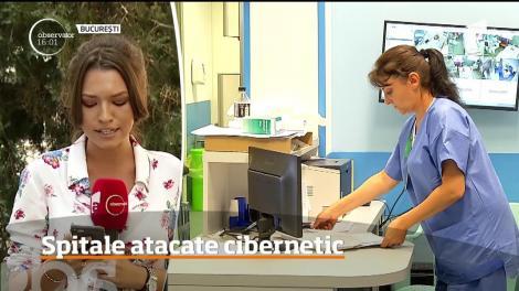 Sistemul informatic al Spitalului Victor Babeş, virusat de hackeri