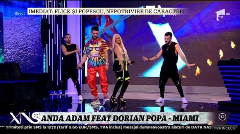 """Videoclip! Anda Adam feat. Dorian Popa - """"Miami"""""""