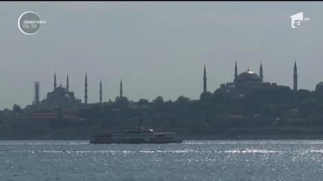 Istanbulul se pregăteşte de noi alegeri locale