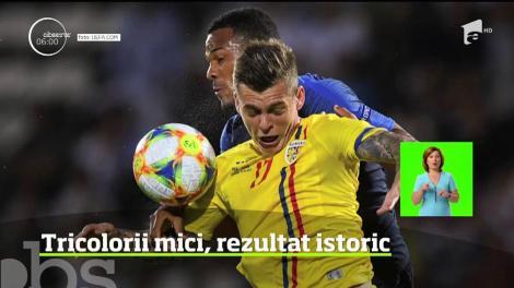 Performanţă istorică a naţionalei de tineret a României, fotbaliştii noştri s-au calificat în semifinalele Campionatului European din Italia