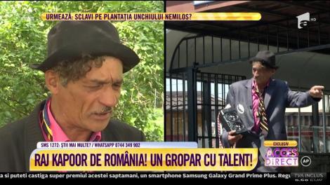 Acces Direct. Viața lui Raj Kapoor de România, scenariu de film: Soția m-a înșelat cu cel mai bun prieten, iar de patru ani stau pe străzi