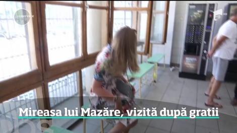 Mireasa lui Radu Mazăre, vizită la fostul edil