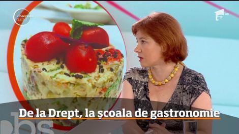 Chef Manuela Paraschivescu ne-a dezvăluit ce înseamnă pentru un bucătar să studieze în Franţa