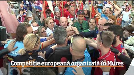 Campionatul European de Triathlon este organizat în Mureș. Sportivii din peste 41 de țări sunt așteptați să ia startul