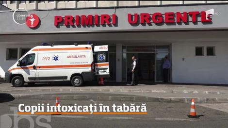 11 elevi au ajuns la spital, după ce au mâncat la o pensiune de pe Transfăgărășan. În ce stare se află acum copiii