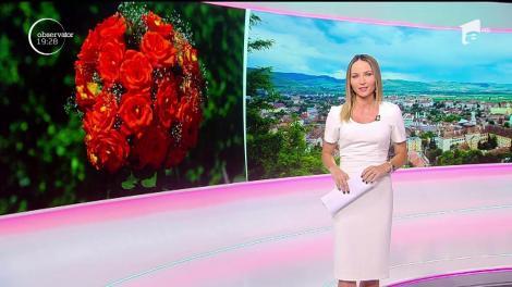 Trandafirul, sărbătorit cu mare fast la Cimbrud în judeţul Alba