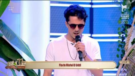"""De la """"X Factor"""", direct la """"Neatza cu Răzvan și Dani""""! Florin Ristei și Uddi, duet de excepție: """"L-au întors din drum!"""""""