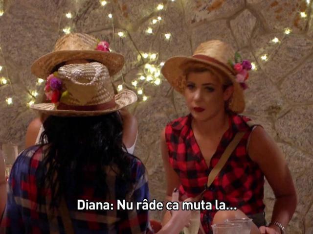 """Insula Iubirii. Diana, interesată din nou de Andi? """"Recunoaşte că sunt nişte chestii care nu s-au terminat!"""""""