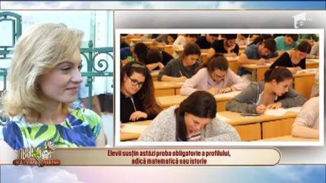 Neatza cu Răzvan și Dani. Bacalaureat 2019. Elevii susțin astăzi proba obligatorie a profilului