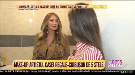 Bianca Marca, make-up artistul Casei Regale a României, are o casă de vis!