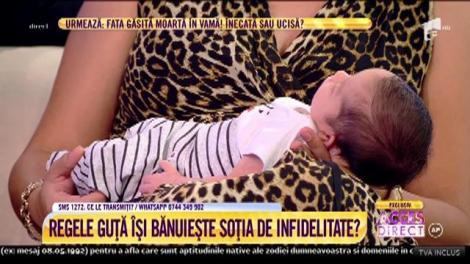 Tensiuni explozive în familia celebrului Nicolae Guţă! Artistul cere testul de paternitate pentru băieţelul pe care soţia Cristina l-a născut?!