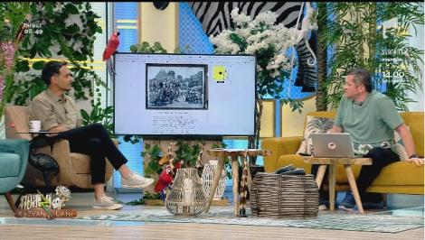 """Smiley News! Constantin Tănase, singurul român care a dansat cu Charlie Chaplin: """"Au făcut schimb de partenere!"""""""