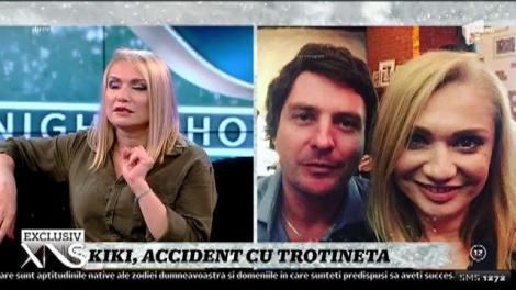 """Cristina Cioran a făcut accident cu trotineta! """"Sunt plină de vânătăi"""""""