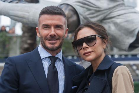David şi Victoria Beckham au împlinit 20 de ani de căsnicie