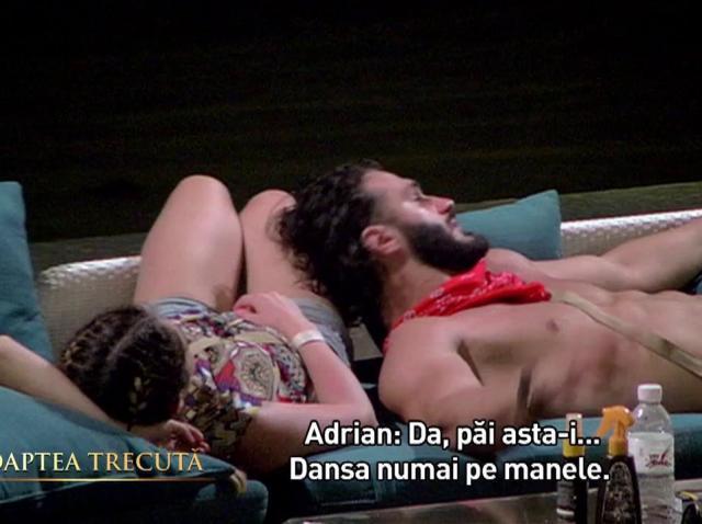 """Atmosferă incendiară la """"Insula Iubirii""""! Geanina și Denisa, dans lasciv pe manele după ce au consumat alcool: """"N-am putut să le potolesc!"""""""