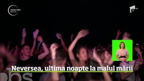 Cel mai în vogă festival de muzică electronică de la malul mării s-a încheiat