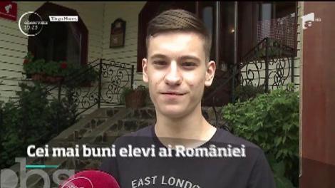 Rezultate Bacalaureat 2019. Cei mai buni elevi ai României