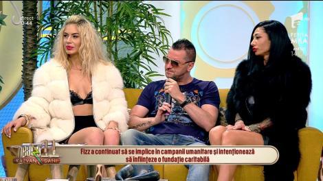 """Fizz s-a întors! Artistul a lansat partea a doua a mega hit-ului """"Dacă nu eu, atunci cine?"""". Dani Oțil: """"Oficial, am văzut cei mai mici slipi"""""""