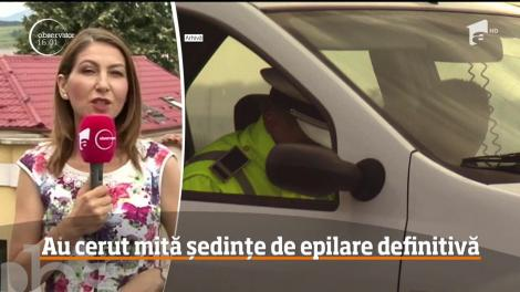 Două angajate de la Protecţia Consumatorului din Timişoara acuzate că au cerut mită servicii de machiaj, coafură şi epilare