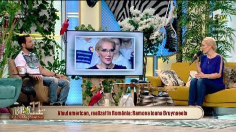 Ramona Ioana Bruynseels, prima femeie candidat la preşedinţia României, la Neatza cu Răzvan și Dani: Avem nevoie să ridicăm standardele în politică
