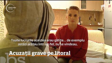 Un bucătar acuză un important complex turistic din Costineşti că oferă mâncare stricată clienților!