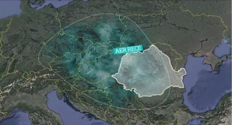 Ciclonul care a făcut prăpăd în Grecia și aerul polar intră în România! Avertizare meteo de vijelii emisă de ANM