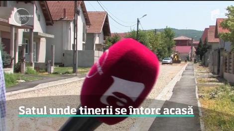 Satul din Bihor unde tinerii se întorc acasă. Ce a făcut primarul