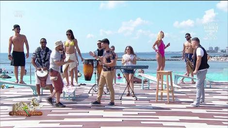 Neatza cu Răzvan și Dani. Piesele în spaniolă, cel mai nou trend muzical. Dani Oțil: Toată lumea vine de la ortopedie! Toți avem membrele rupte când auzim o astfel de melodie