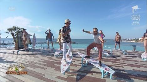 Neatza cu Răzvan și Dani s-a mutat pe Litoral! Răzvan Simion: Timp de două săptămâni ne găsiți pe malul mării