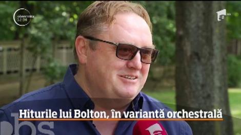 Michael Bolton, va avea concerte în Cluj și București, luna aceasta
