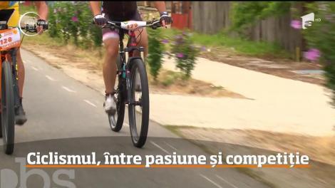 Peste 600 de amatori de ciclism dar şi profesionişti, şi-au dat întâlnire în Argeş în cadrul unui concurs dedicat iubitorilor de mountain bike
