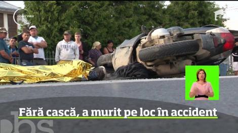 Un moment de neatenţie i-a fost fatal unui tânăr de 25 de ani din localitatea Dumbrăveni