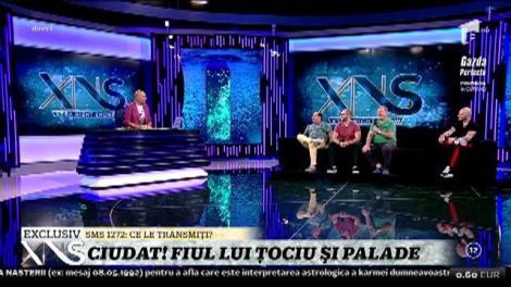 Xtra Night Show. Bucurie mare în familia lui Romică Ţociu! Fiul artistului va face botezul şi cununia civilă