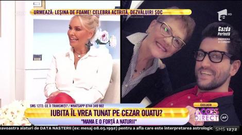 """Nu poate vorbi nici acum despre moartea tatălui său! Cezar Ouatu era pe scenă în momentul în care a aflat că părintele lui s-a stins: """"A fost un nobil, a murit ca un nobil"""""""