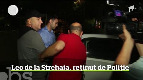 Noi probleme penale pentru Leo de la Strehaia, omul de afaceri a fost reţinut pentru 24 de ore