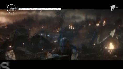 """""""Avengers: Endgame"""" - a devenit oficial producţia cu cele mai mari încasări"""