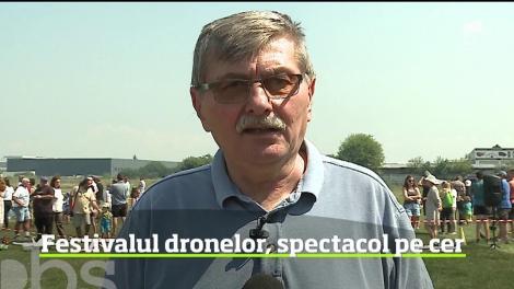 Festivalul dronelor se desfăşoară în acest weekend, în Târgu Mureş