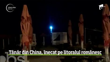 Un tânăr din China a murit înecat pe plaja din Mangalia