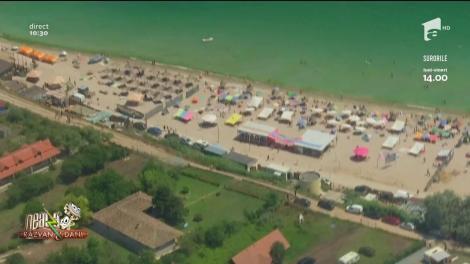 Marian Duță și-a luat zborul de la Neatza cu Răzvan și Dani! Imagini inedite cu litoralul românesc din avion!