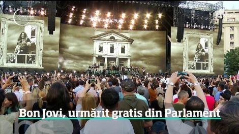 Scandal uriaş după concertul lui Bon Jovi din Bucureşti! Ce s-a întâmplat în timpul evenimentului