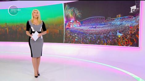 Robbie Williams, mesaj pentru fanii din România
