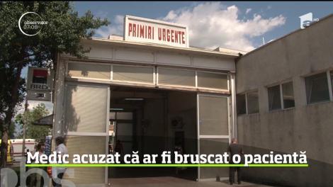 Scandal la Spitalul de Urgenţă din Ploiești. Medic acuzat că ar fi bruscat o pacientă