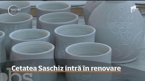 Cetatea Saschiz din judeţul Mureş intră în renovare. Autoritățile speră ca localitatea să devină o zonă turistică atractivă pentru români şi străini
