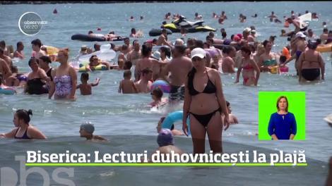 Ghid de recomandări pentru creştinii ortodocşi aflaţi, în vacanţe, pe litoral