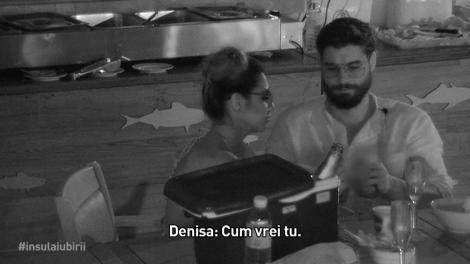 """Reacția lui Andi, după ce Denisa a îmbătat-o pe Geanina: """"Nu există sentimente nobile din partea ei!"""""""