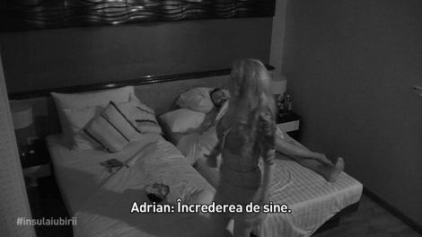 """Insula Iubirii. Maria i-a dat lovitura de graţie lui Adrian! """"Te-ai făcut de rahat în toată ţara! Eşti vai mama ta!"""""""