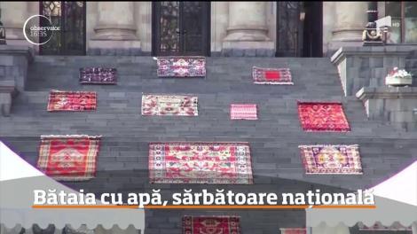 Zeci de armeni au sărbătorit Festivalul Apei pe străzile din Erevan!