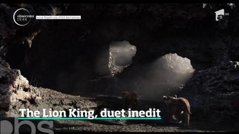 Regele Leu l-a fascinat pe un măgăruş din Statele Unite