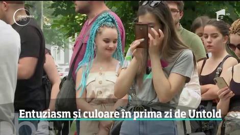 Cel mai mare festival al României a început de câteva ore! Untold va strânge peste 360 de mii de oameni în Cluj